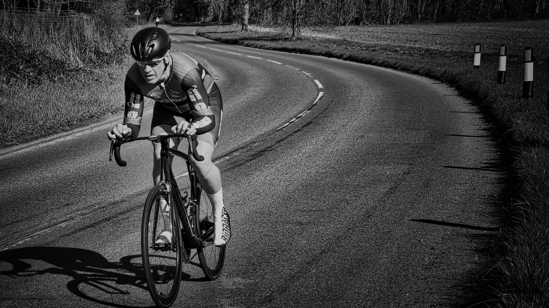 Andy - Racing Solo on Swynnerton